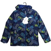 Россия г. Кемерово, Куртка для мальчика, синяя Арт. ВК 36051