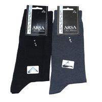 Arsa носки мужские черный Арт.МЛ-40