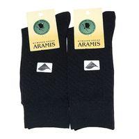 Aramis носки мужские    черные Арт.КЛ-15