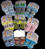 """""""Smolicek"""", г.Раменское Носки детские для новорожденных, компьютерный рисунок"""