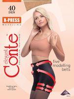 Колготки Conte X-PRESS 40 DEN Nero