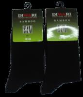 DIWARI, Носки мужские бамбук, черные Арт.7С-94