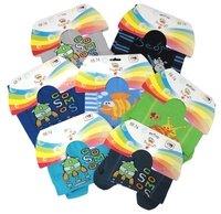 НОСКОФФ (Алсу) Колготки для мальчиков под памперс, с рисунком на попе Арт.КД9-М