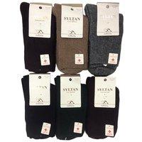 SYLTAN, Носки женские, плотные, теплые, медицинская резинка, соболь Арт.1220