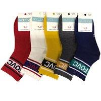 """SYLTAN, Носки подростковые, универсальные, цветные """"FOVC"""" Арт.3207"""
