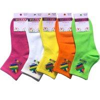 """SYLTAN, Носки для девочек, хлопок, цветные """"Likee"""" Арт.3193"""