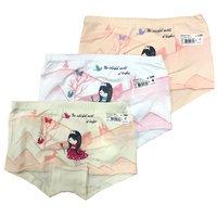 Байкар, Трусы-шорты для девочек, цветные Арт.5288