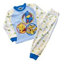 "Турция, Пижама для мальчиков, с рисунком ""Winnie the Pooh"" Арт.214"