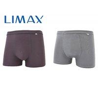 LIMAX, Боксеры мужские, хлопок Арт.DK56017C
