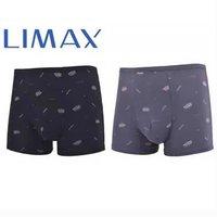LIMAX, Боксеры мужские, бамбук Арт.DK56079B