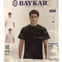 Байкар, Футболка мужская, черная Арт.1004
