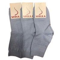 Stella, Носки женские, светло серые Арт.С-400