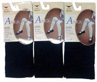 Алиса, Колготки детские фантазийные микрофибра т.синие 60 Den