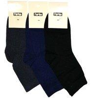 Фурба носки подростковые хлопок + эластан для мальчиков ассорти Арт.В-048
