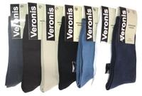 Веронис носки мужские классические коричневый Арт.М3А1