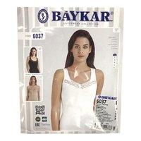 Байкар, Майка женская, белая Арт.6037-01
